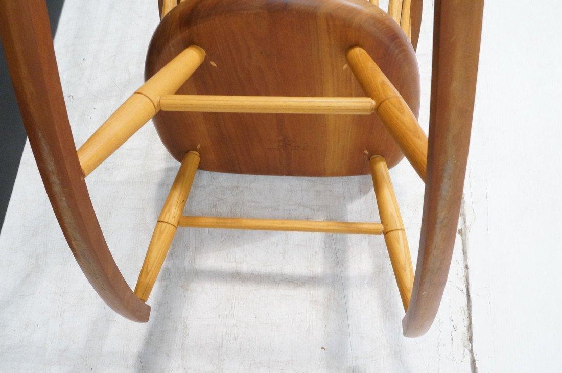 THOMAS MOSER Cabinetmakers Rocker Rocking Chair. - 8