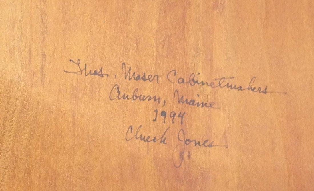 THOMAS MOSER Cabinetmakers Rocker Rocking Chair. - 9