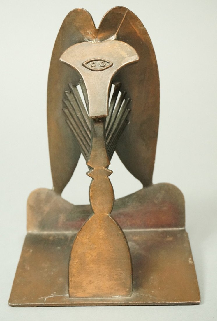 PABLO PICASSO Model Sculpture for Chicago Public