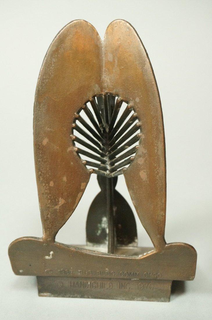 PABLO PICASSO Model Sculpture for Chicago Public - 5
