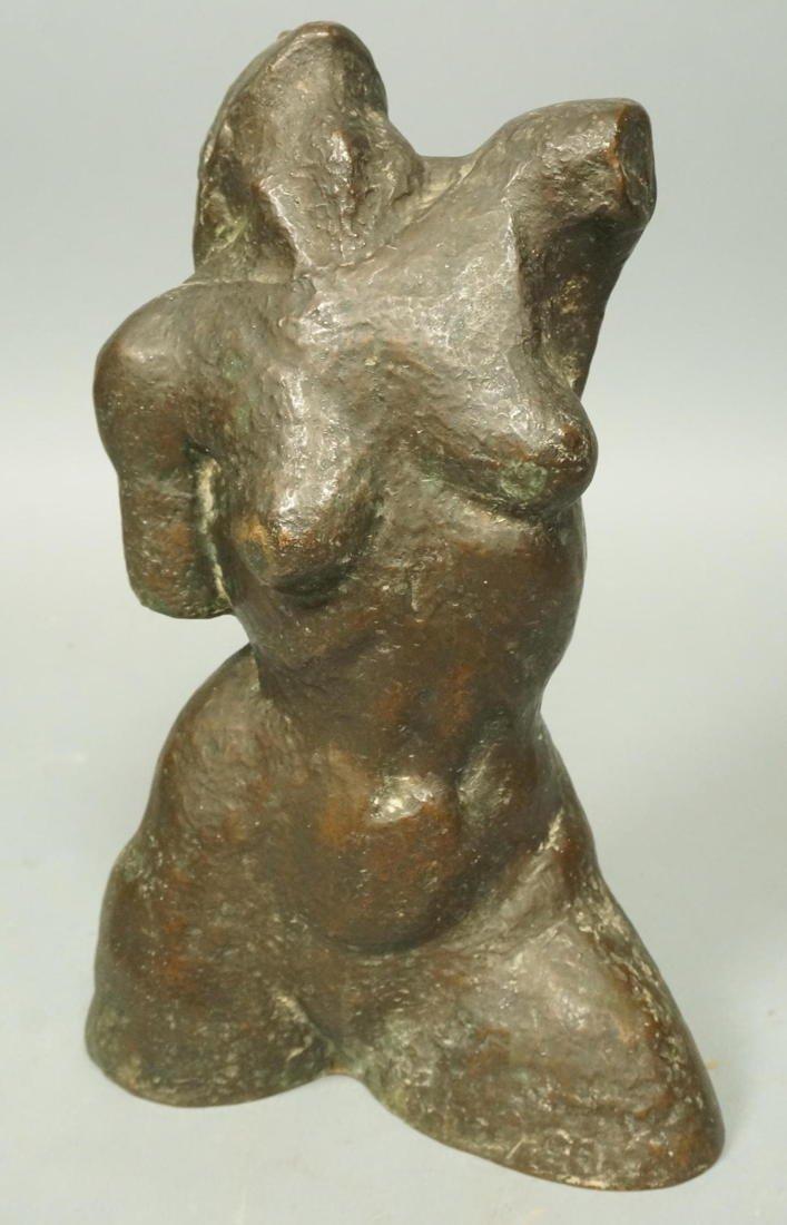 Art nude sculpture