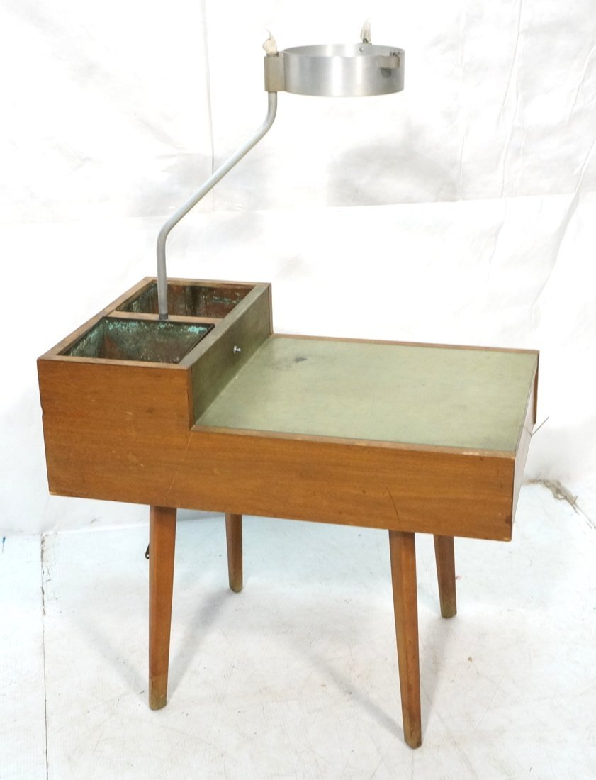 George Nelson Herman Miller Lamp Table Planter B