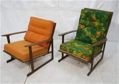 Pr SELIG IB KOFOD LARSEN Lounge Chairs  Danish M