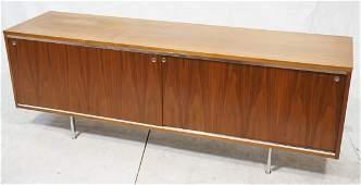 Modernist Credenza Sideboard. Herman Miller.