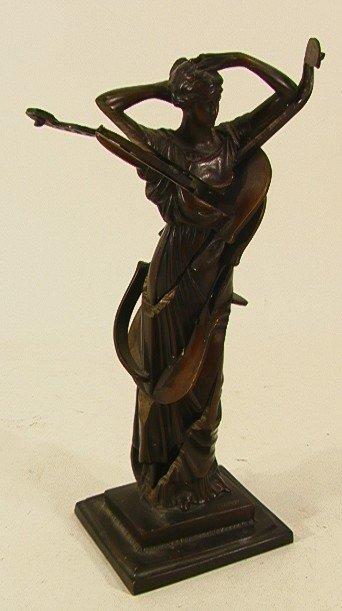 523: Bronze Sculpture Fernandez PIERRE ARMAN bocquel