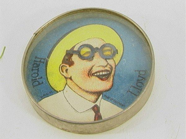 711: Harold Lloyd glasses dexterity puzzle German 2.25