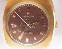 Men's Vintage HAMILTON Watch. Self winding. Gold