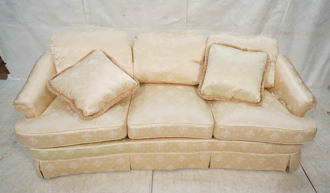 Pennsylvania House Sofa Couch. Fleur De Lis Damas