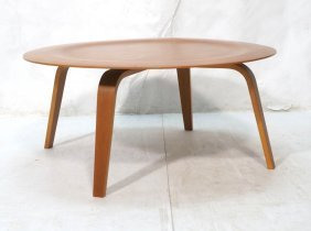Charles Eames Low Tray Coffee Table. Herman Mill