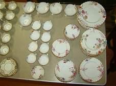 SPODE Dishes CHELSEA GARDEN Dinnerware Set.  63 pc