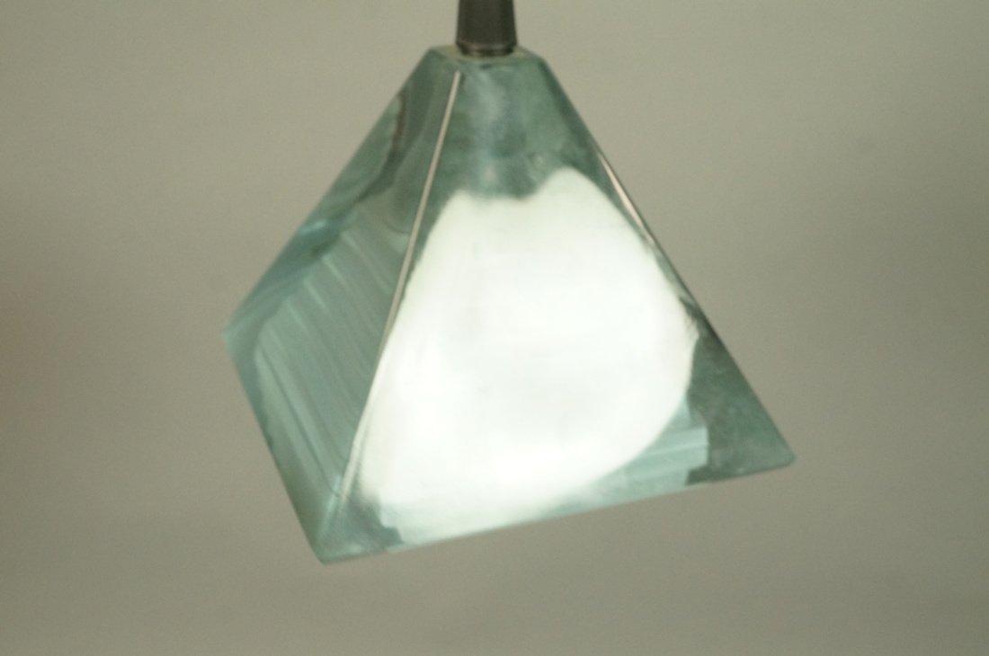 Hanging Pendant AV MAZZEGA Lamp. Murano Glass. It - 3