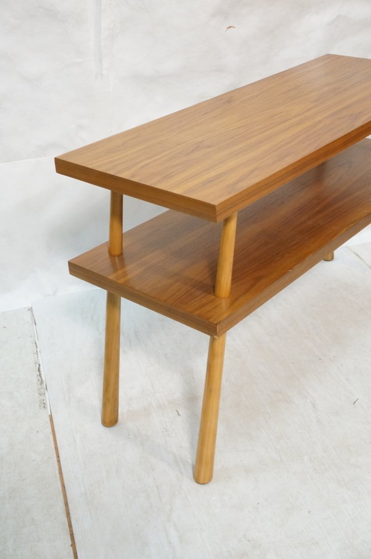ROBSJOHN GIBBINGS for WIDDICOMB 2 Tier Hall Table - 2