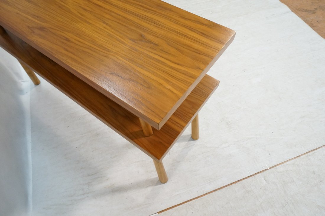 ROBSJOHN GIBBINGS for WIDDICOMB 2 Tier Hall Table - 6