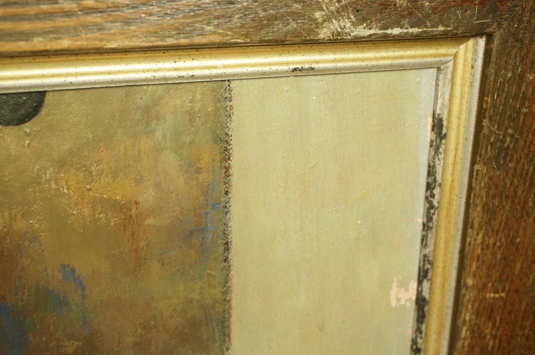 ALFREDO ZALCE Signed Modernist Oil Painting Still - 3