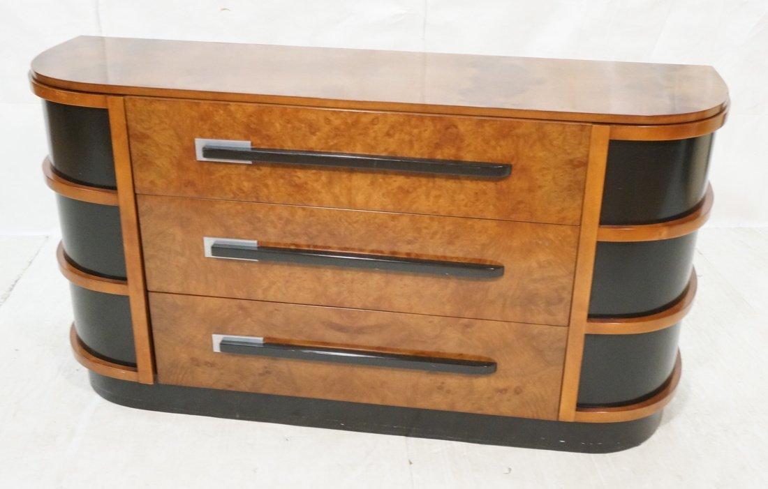 Art Deco WALTER DORWIN TEAGUE Dresser Credenza. R