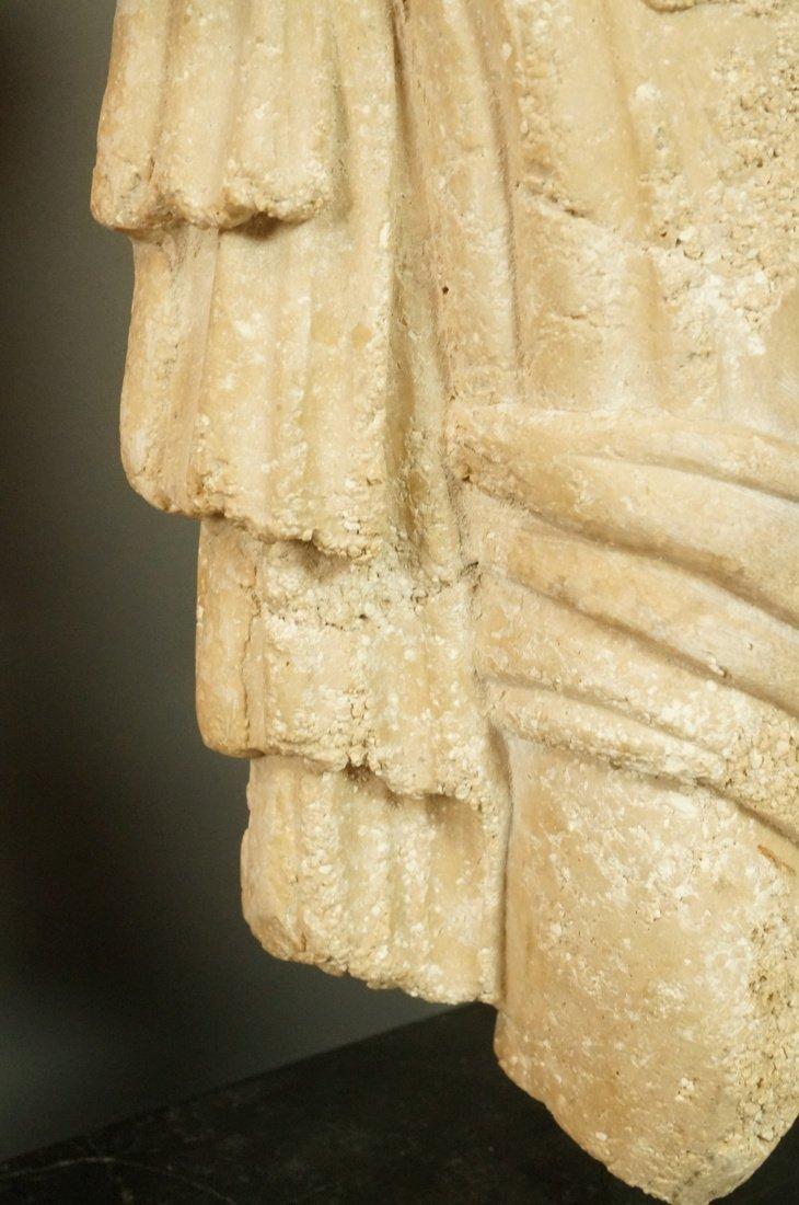 Pr Repro Cast Figural Sculptures. Male torsos. On - 6