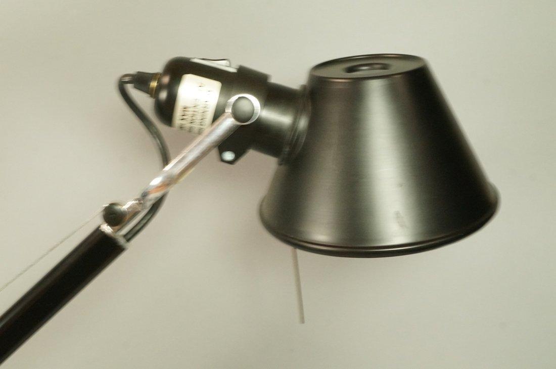 Pr Italian LUMINIARE by ARTEMIDE Black Desk Lamps - 2