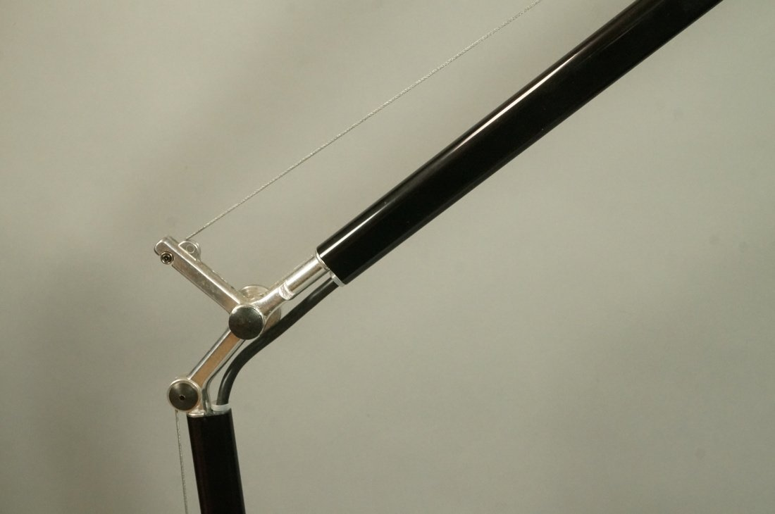 Pr Italian LUMINIARE by ARTEMIDE Black Desk Lamps - 4