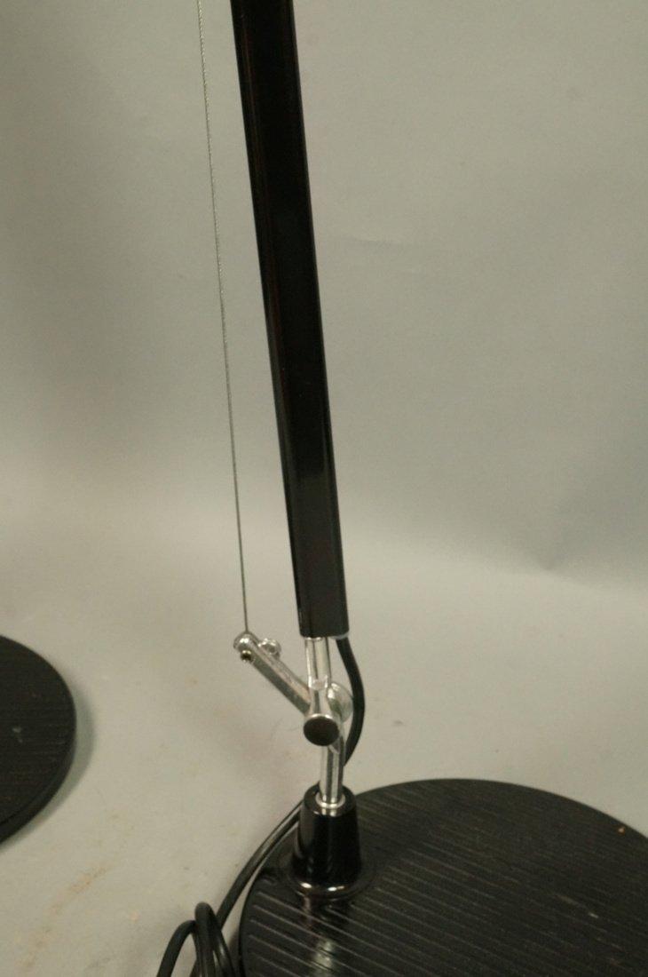 Pr Italian LUMINIARE by ARTEMIDE Black Desk Lamps - 5