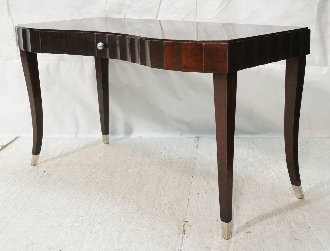 BAKER by BARBARA BARRY  French style Desk. Fluted