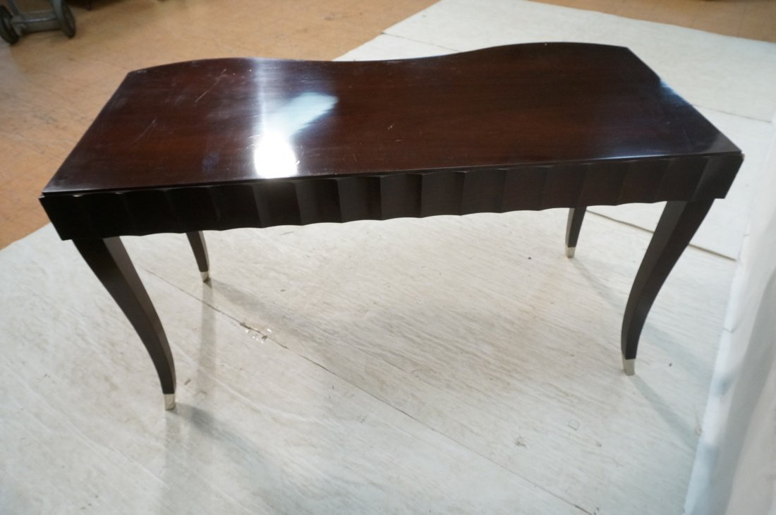 BAKER by BARBARA BARRY  French style Desk. Fluted - 8
