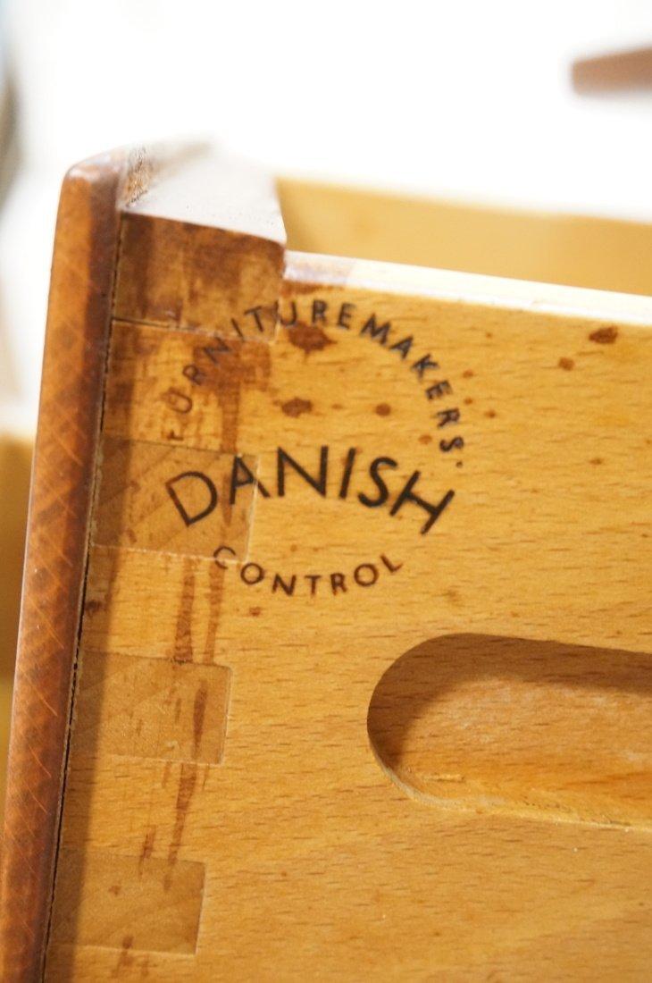 Svend Madsen Danish Modern Teak Desk - 3