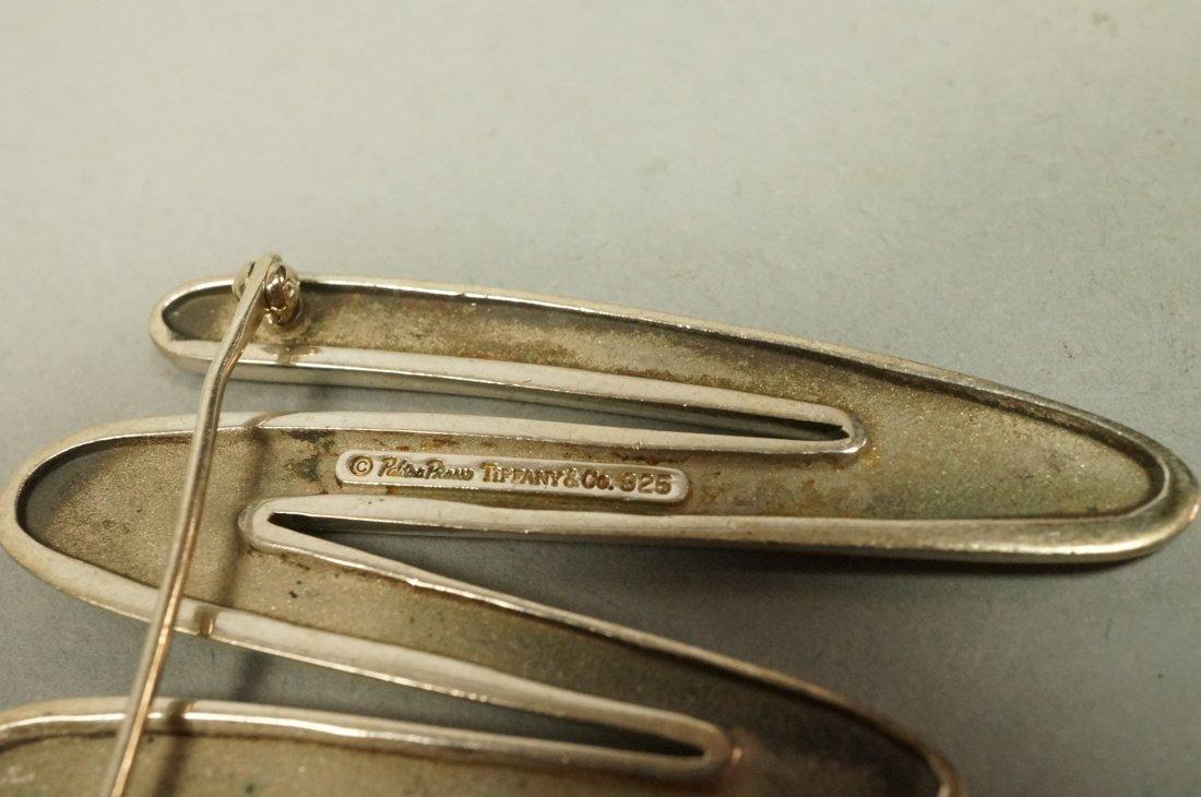TIFFANY & CO Zig Zag Pin. PALOMA PICASSO.  Marked - 3