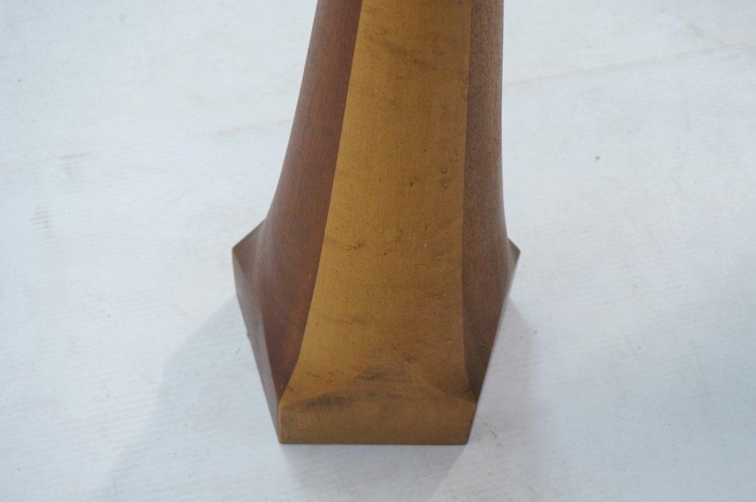 Tall Bertoia style Metal Rod Sculpture. Tapered w - 5
