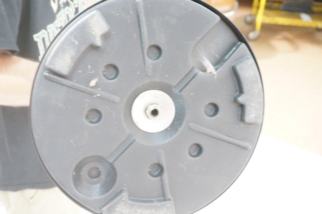 2pc DERO Modernist Chrome Adjustable Arm Floor La - 10
