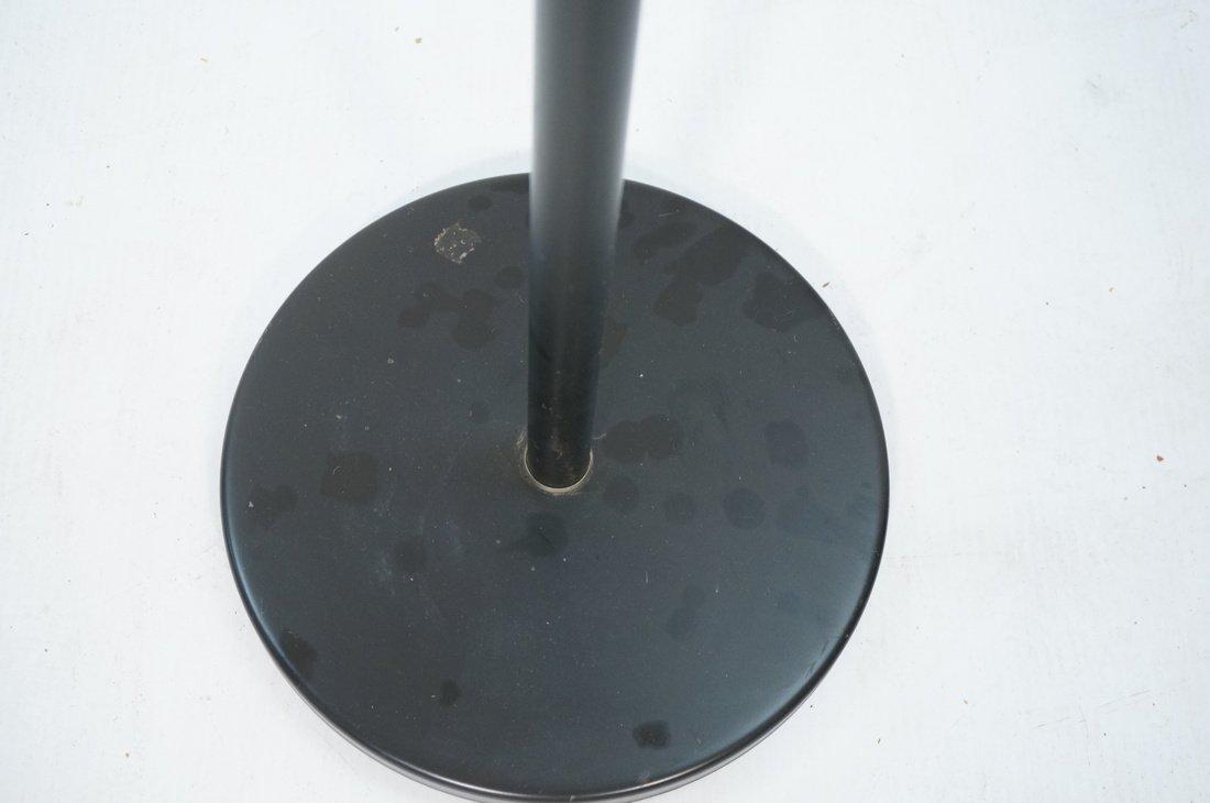2pc DERO Modernist Chrome Adjustable Arm Floor La - 4
