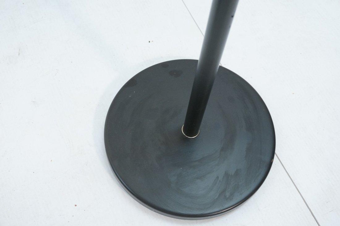 2pc DERO Modernist Chrome Adjustable Arm Floor La - 6