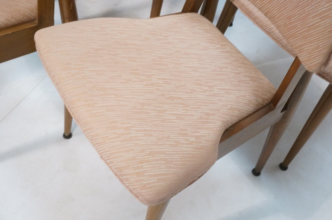 Set 6 American Modern Dining Chairs.  tapered Leg - 6