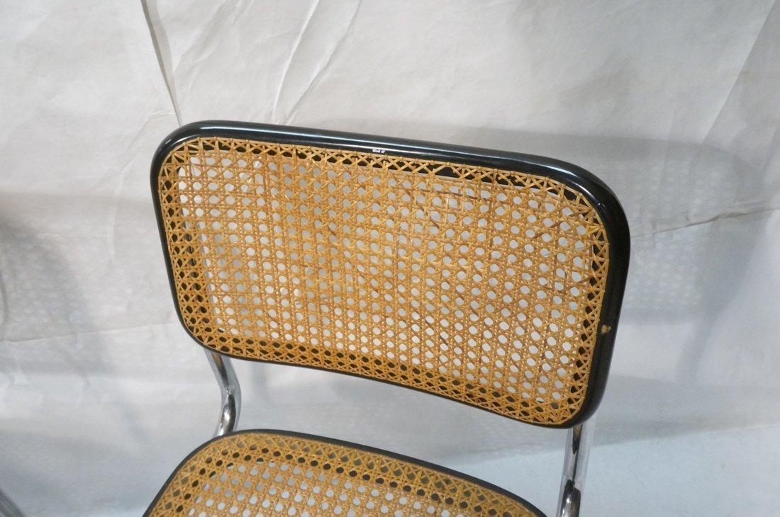 Set 8 Gavina Italy Dining Chairs.  Knoll inspecte - 9