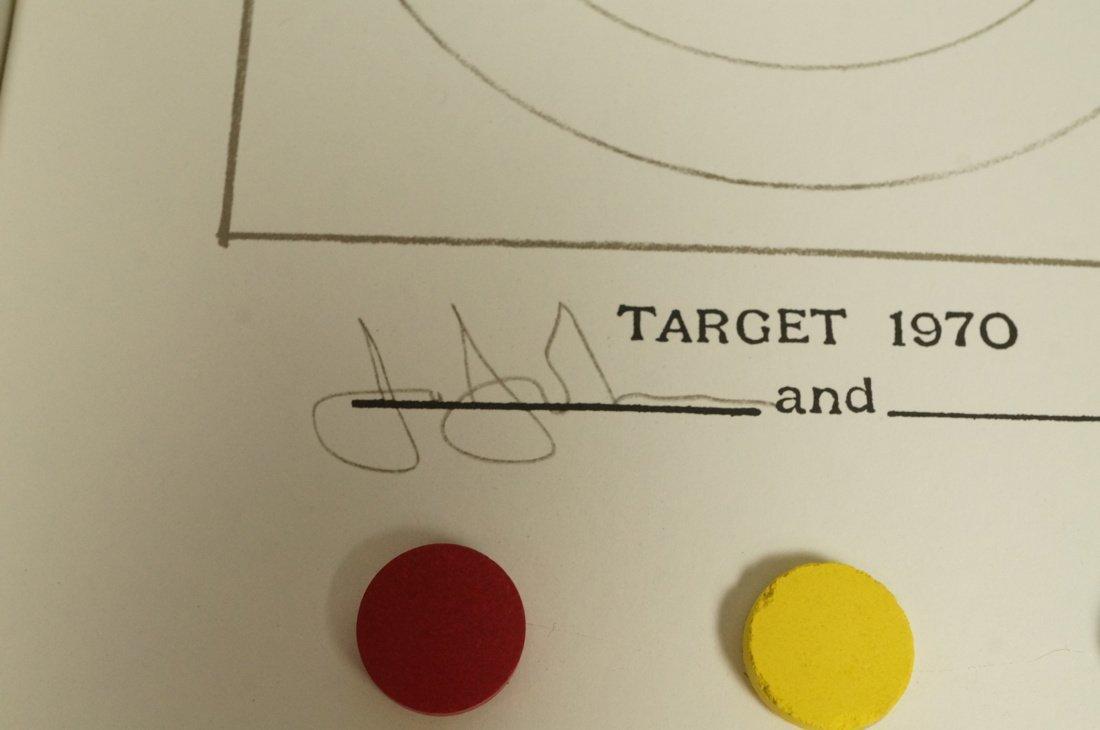 Signed Jasper Johns Technics and Creativity Book - 2