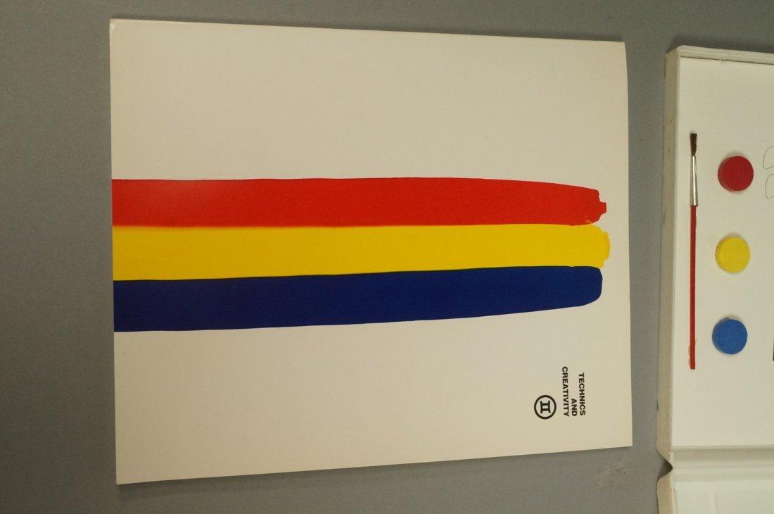 Signed Jasper Johns Technics and Creativity Book - 3