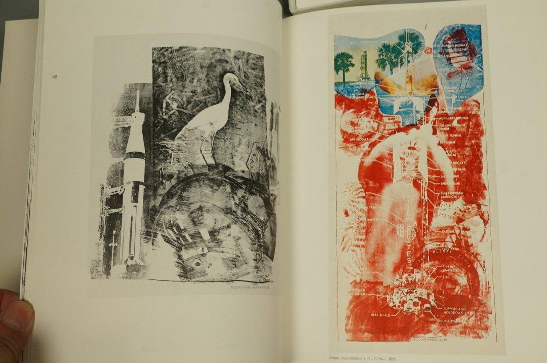 Signed Jasper Johns Technics and Creativity Book - 5