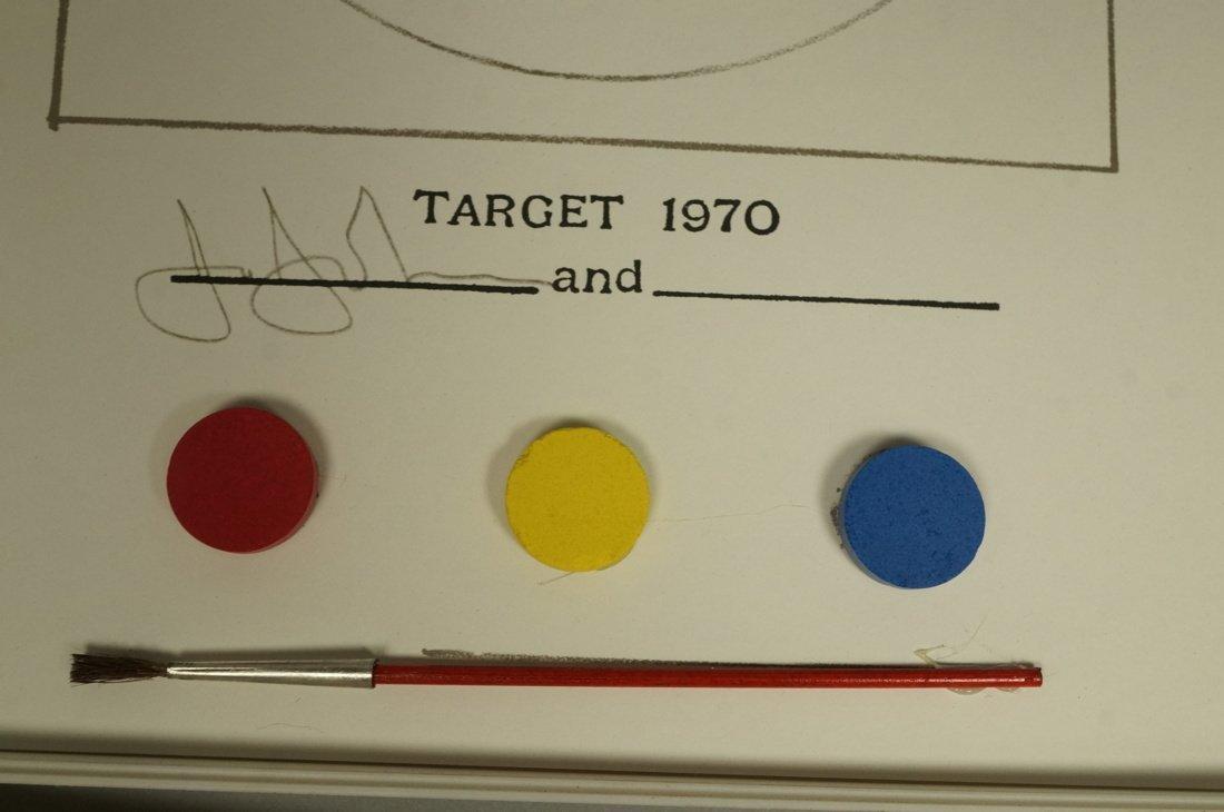 Signed Jasper Johns Technics and Creativity Book - 6