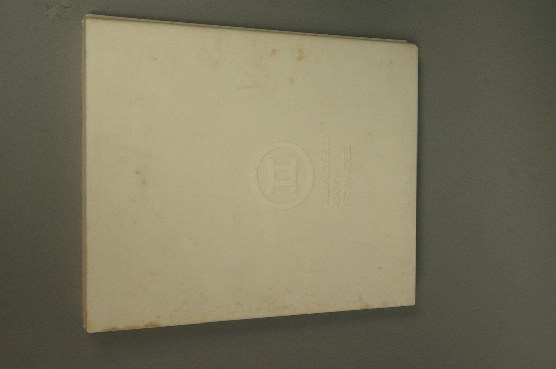 Signed Jasper Johns Technics and Creativity Book - 7