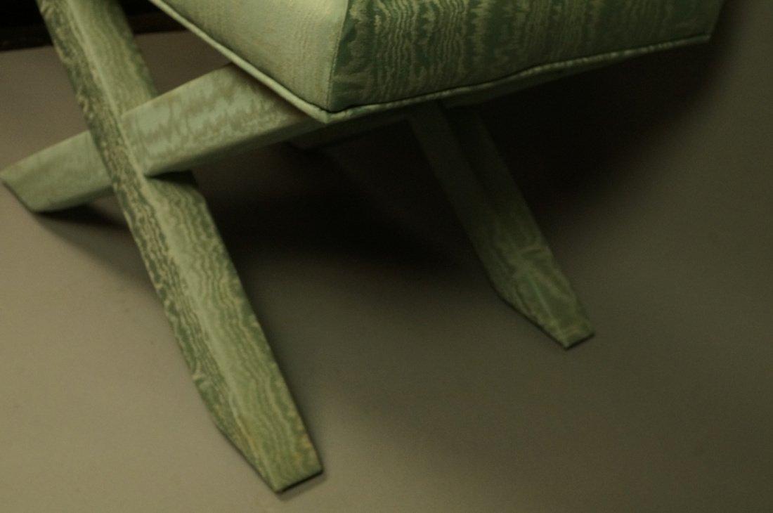 Pr Aqua Blue Green Billy Baldwin style Decorator - 4
