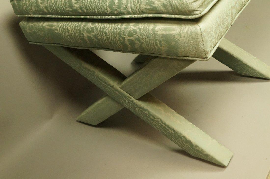 Pr Aqua Blue Green Billy Baldwin style Decorator - 6