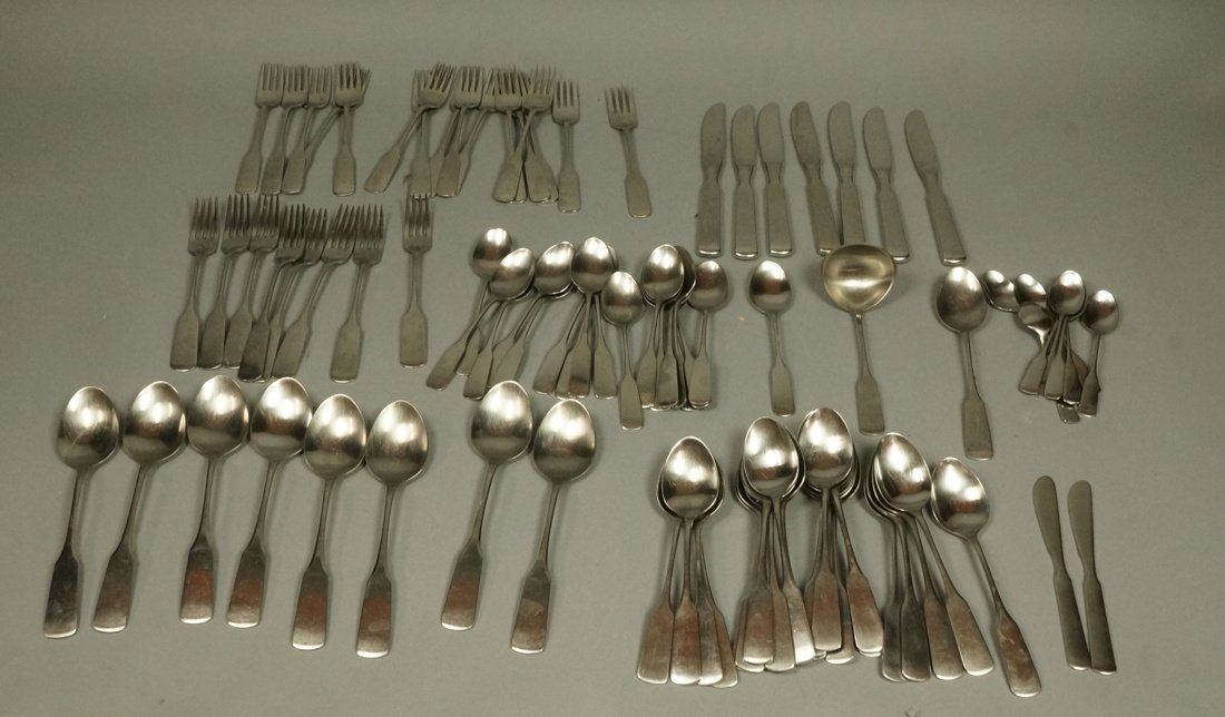 Set WMF Stainless Flatware. Germany. Traditional