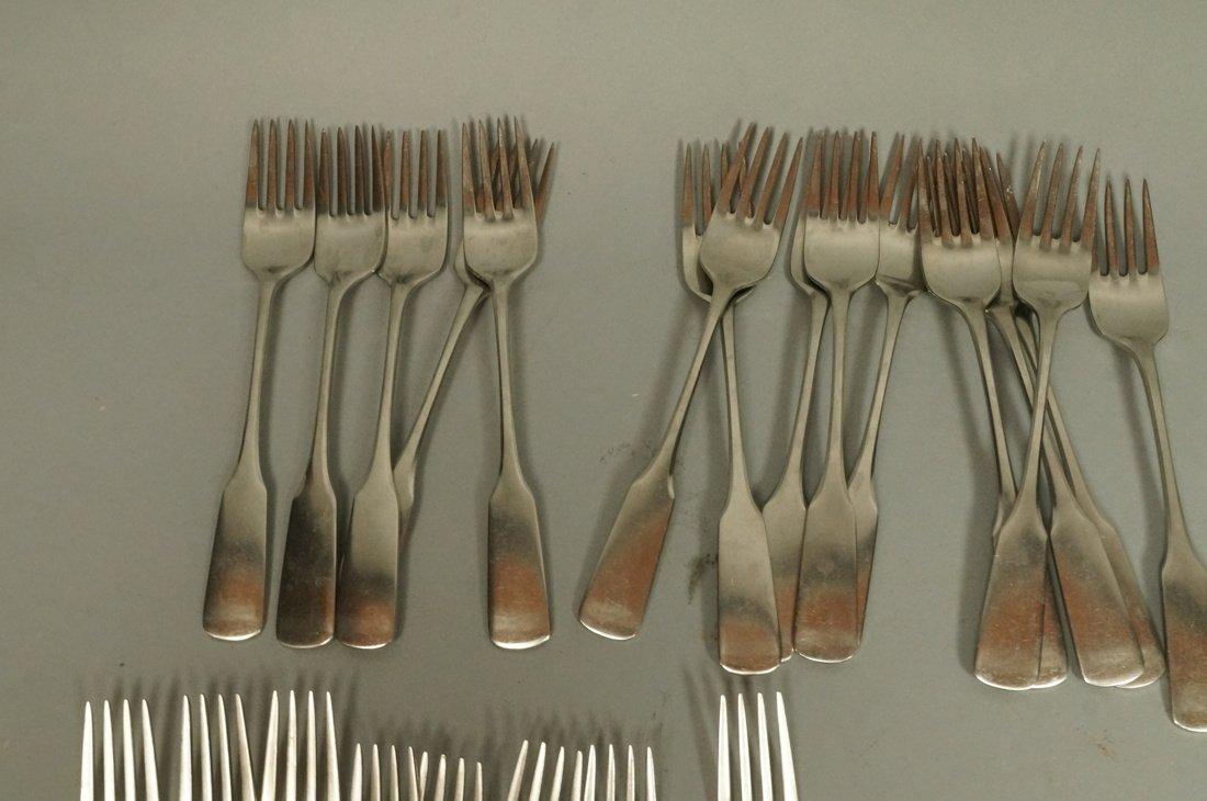 Set WMF Stainless Flatware. Germany. Traditional - 2