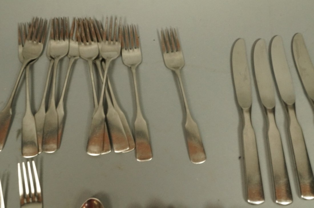 Set WMF Stainless Flatware. Germany. Traditional - 3