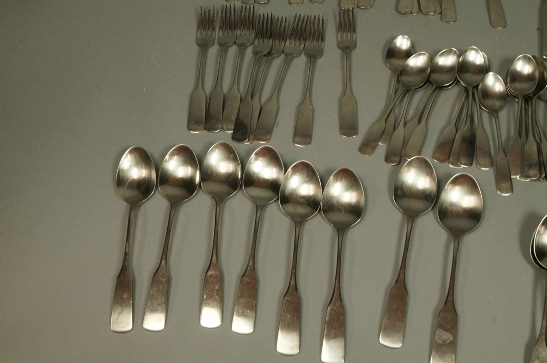Set WMF Stainless Flatware. Germany. Traditional - 5