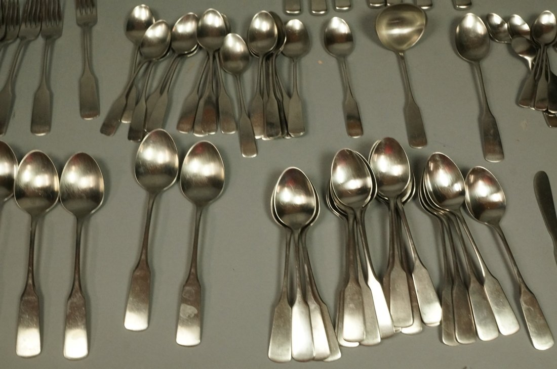 Set WMF Stainless Flatware. Germany. Traditional - 6