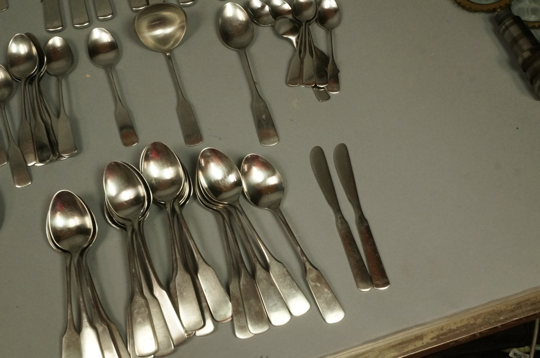 Set WMF Stainless Flatware. Germany. Traditional - 7