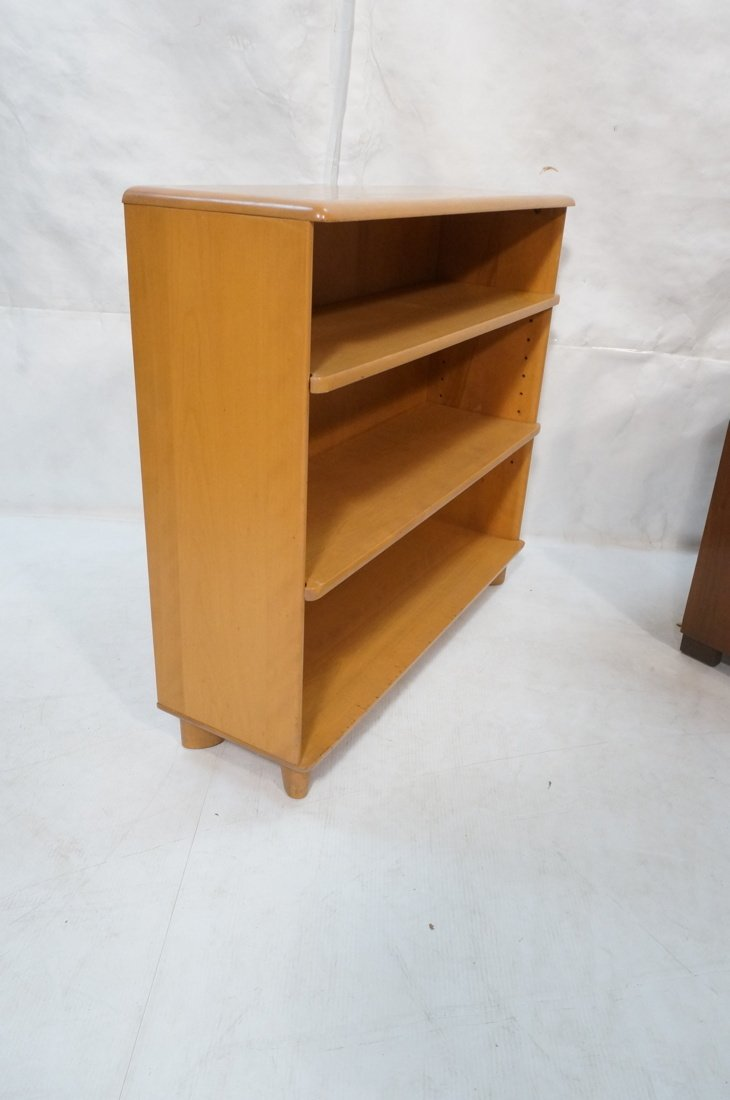 HEYWOOD WAKEFIELD Blond Bookcase. Champagne color - 4
