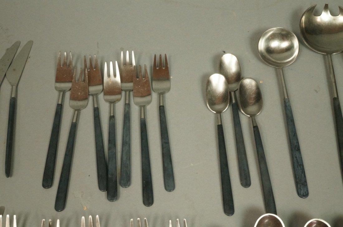 52pc Copenhagen Cutlery Danish Flatware.  Contras - 3