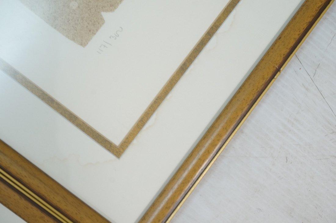 Lot 4 CAROL JABLONSKY Signed & Numbered Lithograp - 10