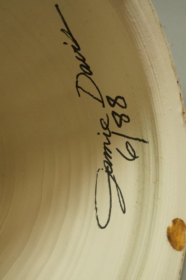 JAMIE DAVIS 6 '88 Memphis inspired Plaster Bust. - 10